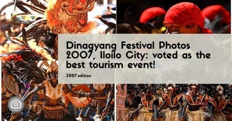 Dinagyang Festival Photos 2007, Iloilo City: voted as the best tourism event!