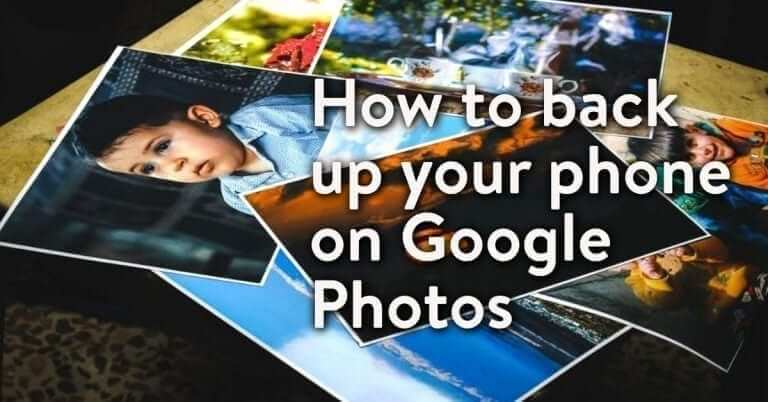 How to back up your phone on Google Photos – Best way to free up space on your mobile phone
